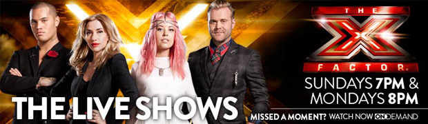 THE X FACTOR - The wait is over! The X Factor has arrived. TV3 Sundays 7pm & Mondays 8pm.  Missed a moment?  Click to catch up On Demand.