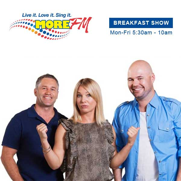 The Breakfast Show on More FM