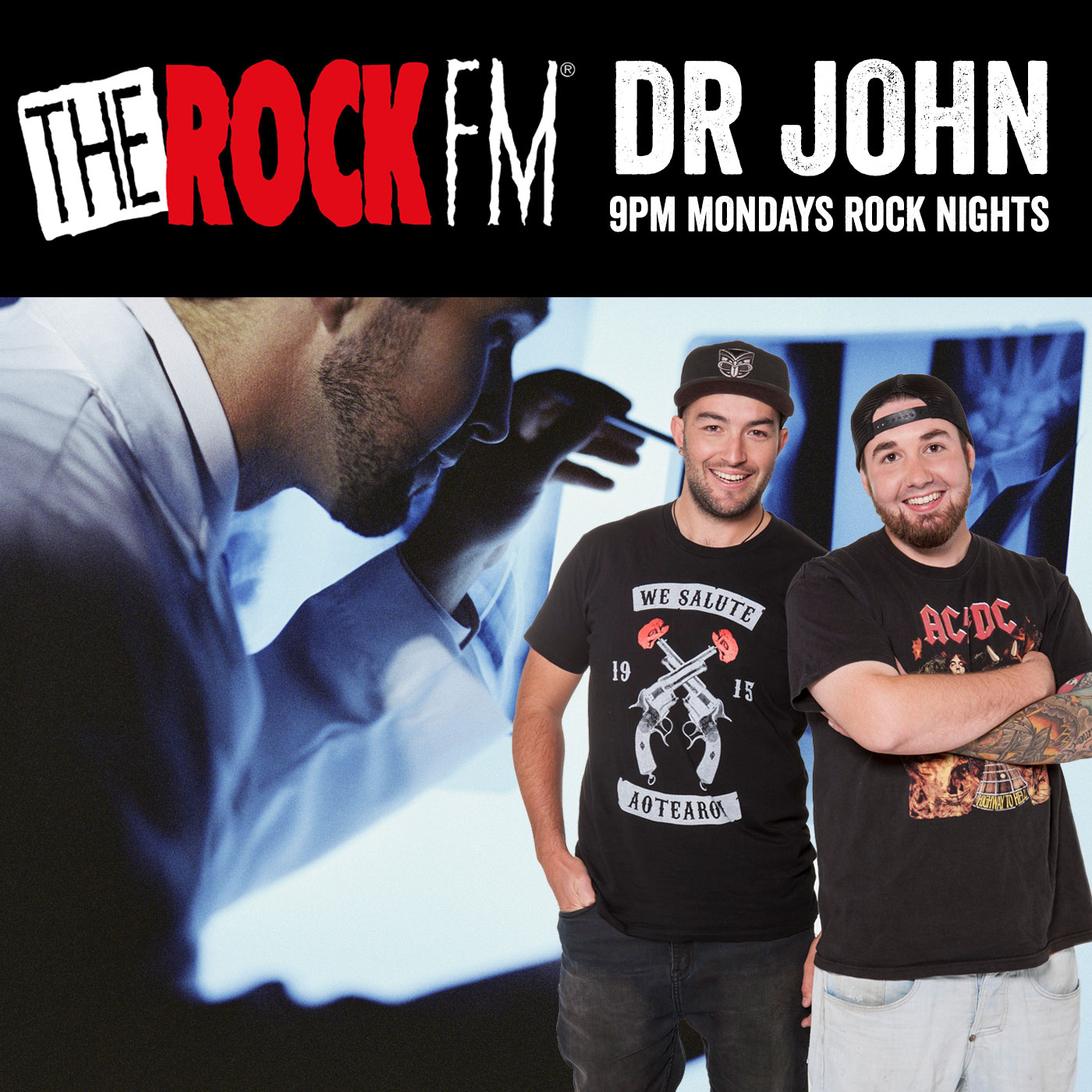 The Dr John Podcast