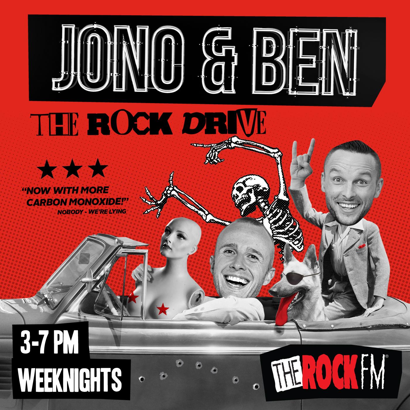 Jono & Ben - The Rock - Visit therock.net.nz for more
