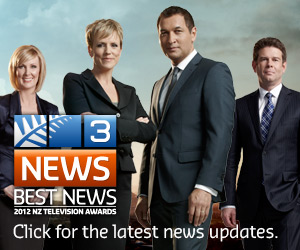 Get the latest news from the best news team - 3News