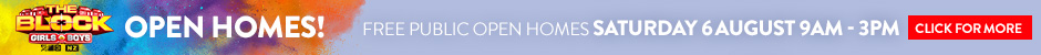 The Block NZ Open Homes