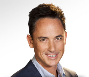 Dominic Bowden - Host of The X Factor NZ